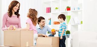 gestion du déménagement