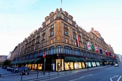 Knightsbridge: the heart of London