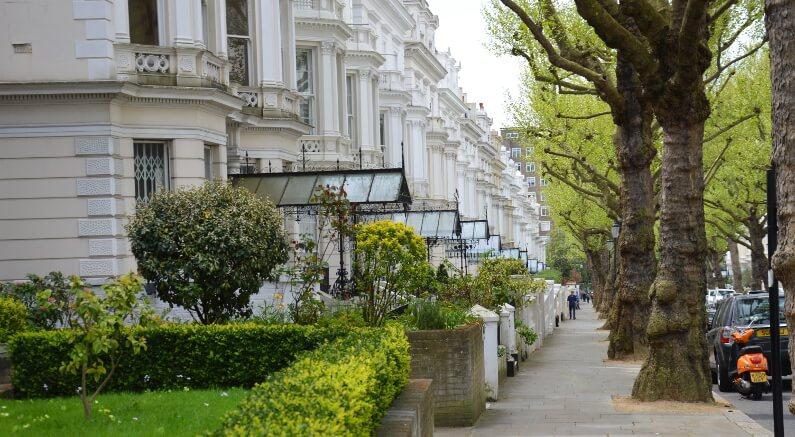 hollland park rue