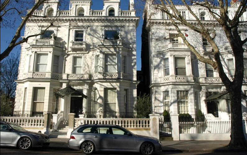 Architecture maison victorienne londres for Architecture londres