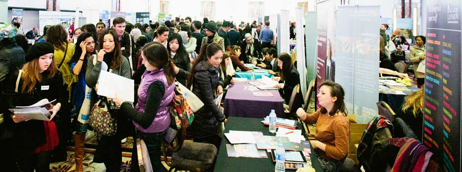 UK University Fair in London for international students – don't miss out!