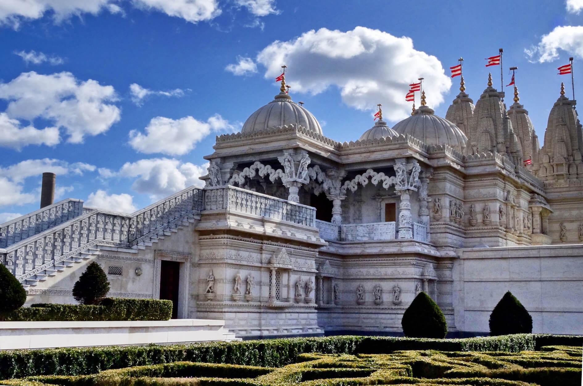 temple indien neasden londres