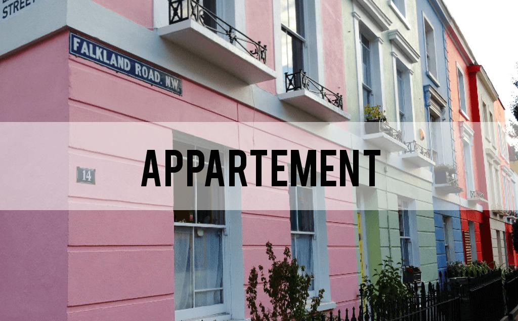 appartement londres